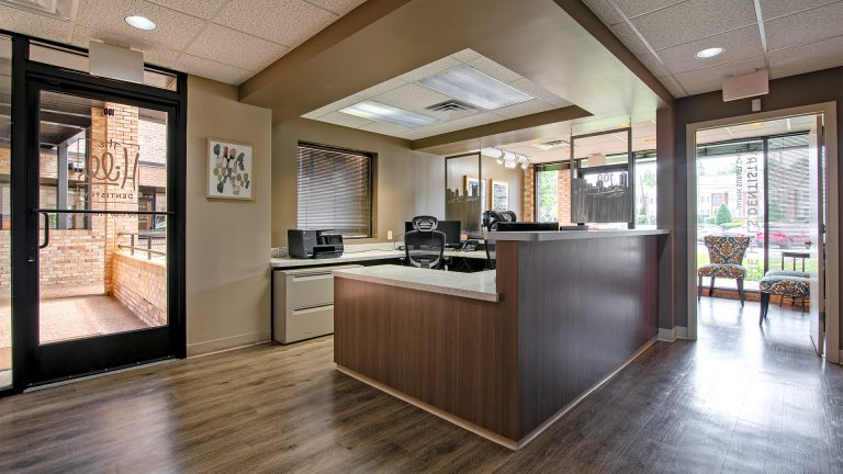 The Hills Dentistry Frontdesk